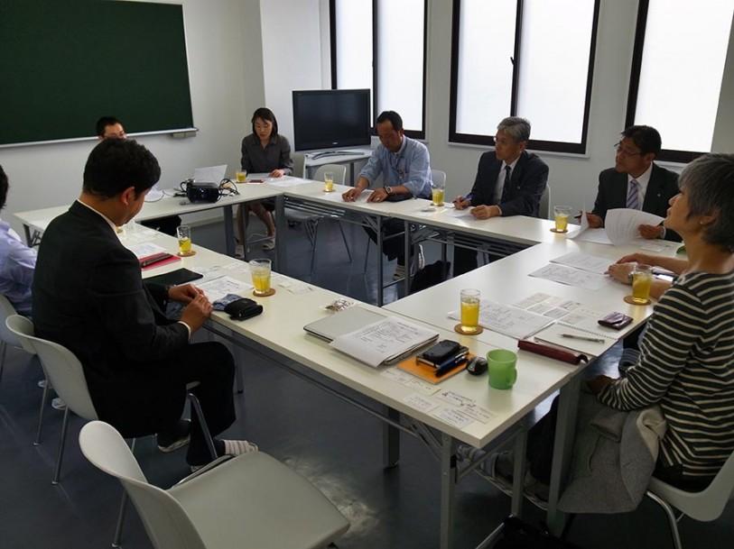 青森毛豆研究会第一回会議